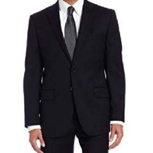 Men's Joseph Abboud Black Jacket 44R